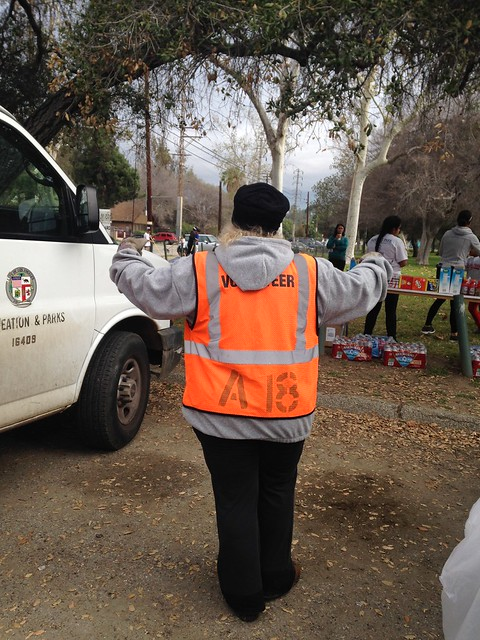 San Pascual Cleanup, February 7, 2015