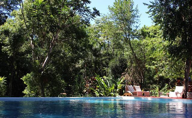la cantera iguazu pool