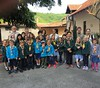 Visit to 1st Prague Scouts Group - British Scouts Overseas. UK scouts in Prague. #ScoutsUK #exploringprague #scoutingadventures2016