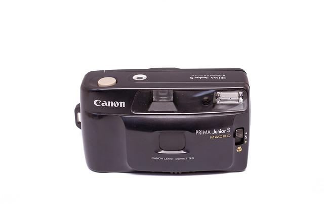 Canon Prima Junior S Macro Film Camera