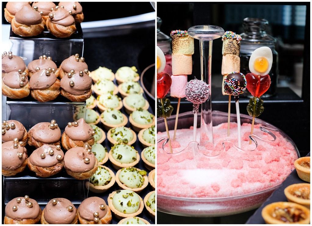 Seasonal Tastes' dessert and gelato