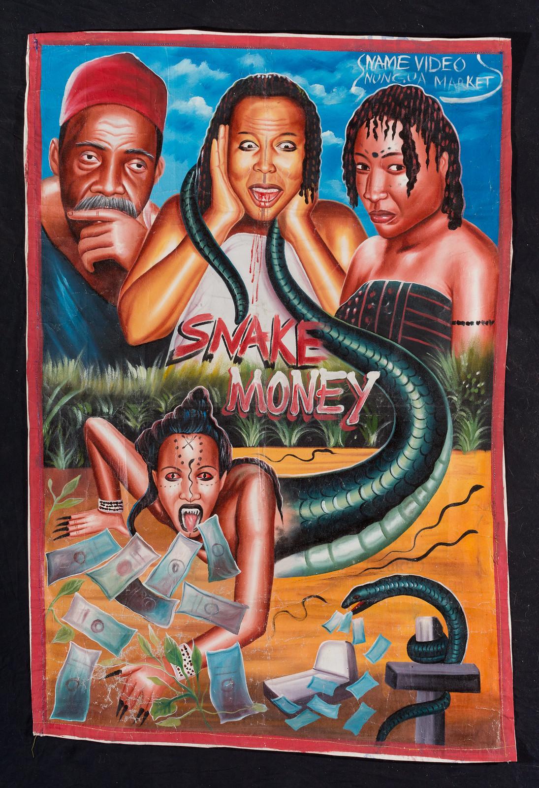 Snake Money