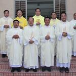 Thánh Lễ Tạ Ơn 3 Năm Linh Mục Của 4 Cha Dòng Thừa Sai Đức Tin