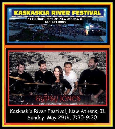 Kaskaskia River Festival Jones 5-29-16
