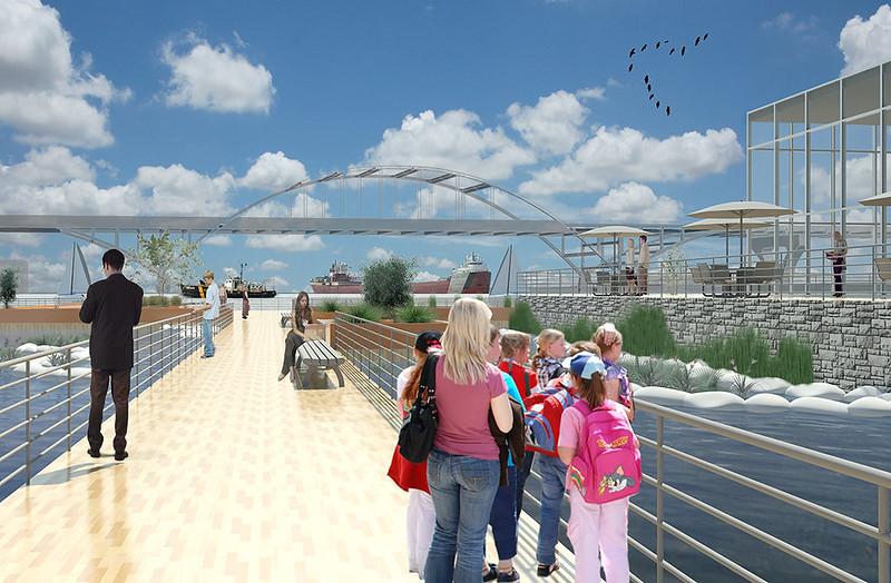 Uwm Financial Aid >> Inner Harbor Waterfront Development | School of ...