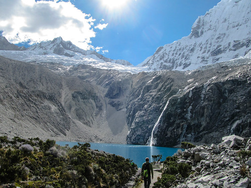 Parque Nacional Huascarán: la Laguna 69, we did it !