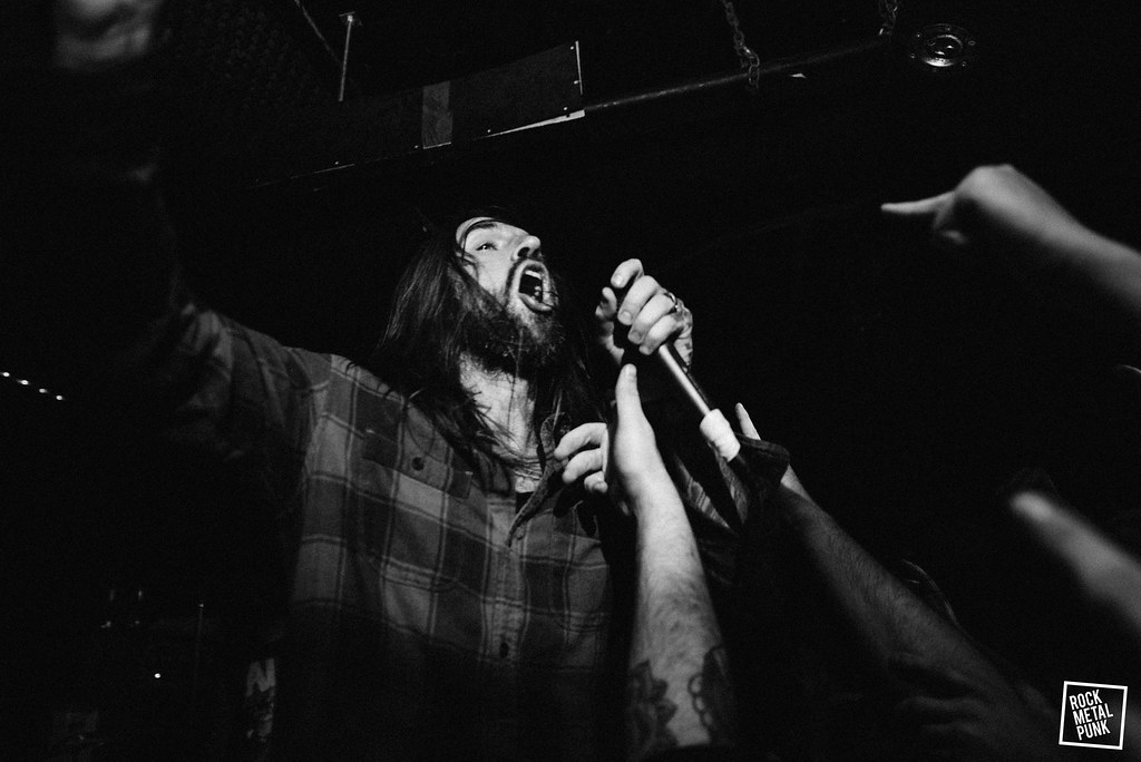 Every Time I Die @ The Borderline // Shot by Jennifer McCord