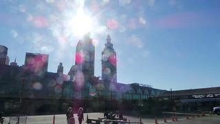 Ferry Terminal Sun