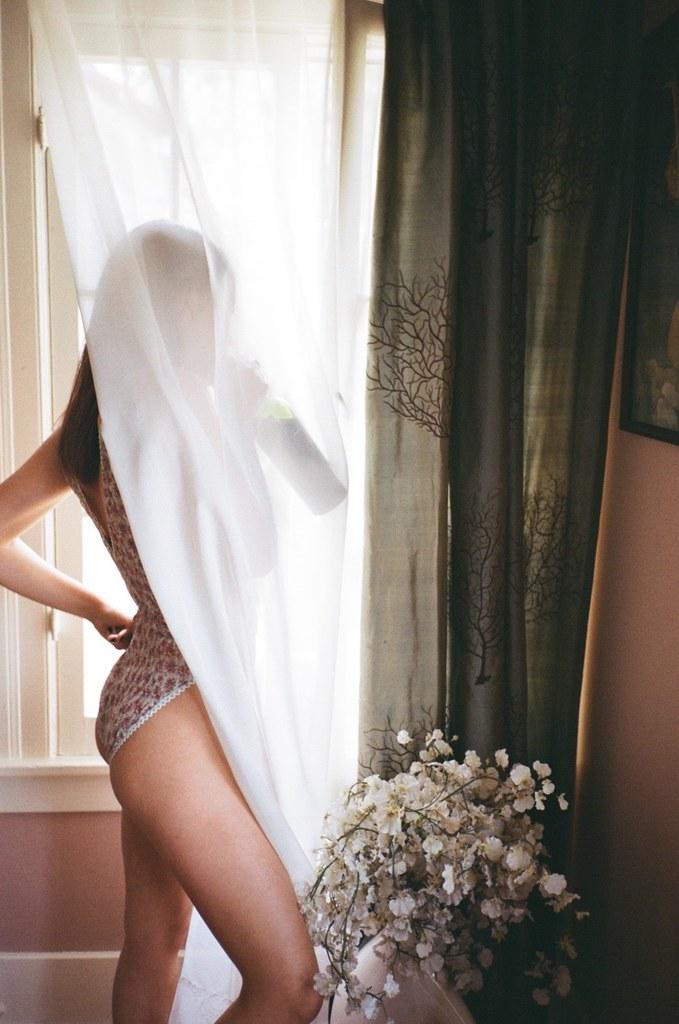 Майя Митчелл — Фотосессия у Simone Faoro 2016 – 6