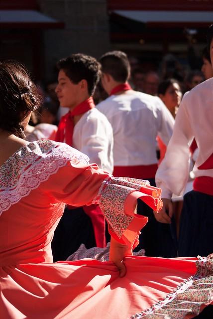 Folklores du monde 2016 - Huayra Muyoj (Argentine)