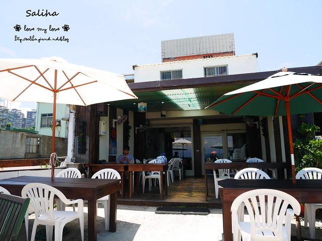 三芝淺水灣海邊咖啡推薦那年夏天餐點 (10)