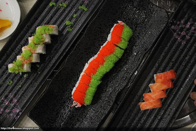 Domo Sushi - Sushi Rolls
