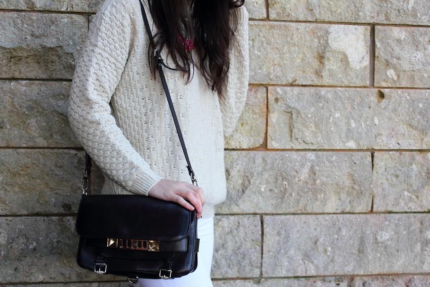 j brand jeans vince proenza schouler PS11 mademoiselle fashion blog