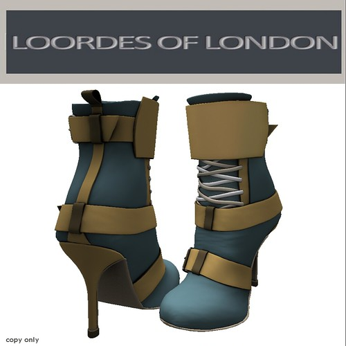 Loordes of London-Callay Boots-S&T