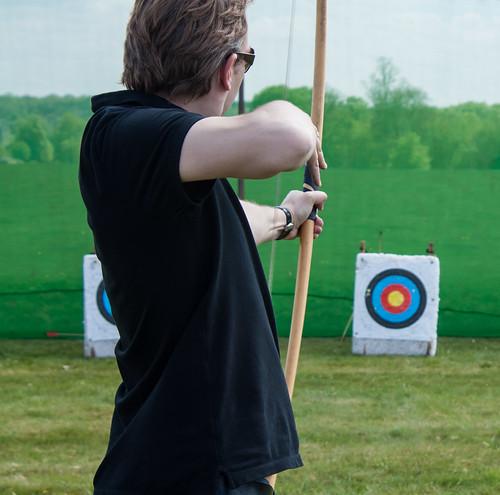 Archery @ Blenheim Palace