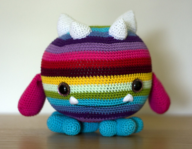 Amigurumi Little Monsters : Amigurumi Monster submited images.