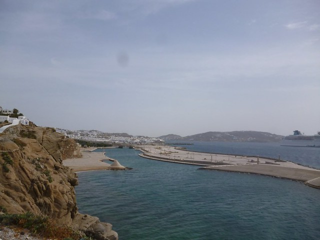 Mykonos sea view