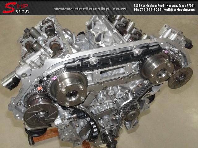 nissan 350z rebuilt engine wet sleeved block flickr photo sharing. Black Bedroom Furniture Sets. Home Design Ideas