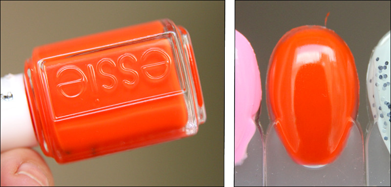 Essie saturday disco fever swatch