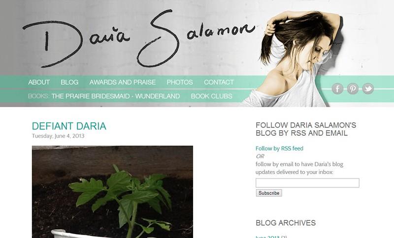 DariaSalamon.com