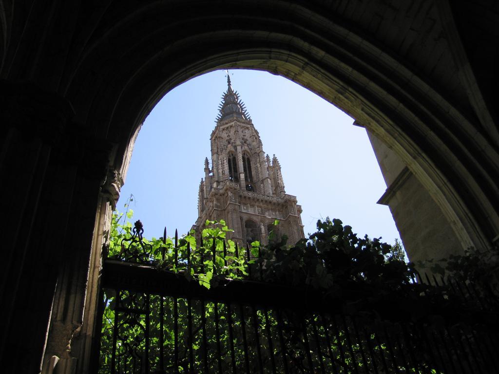 Detalle de la catedral de Toledo. Autor, Tiago Matías