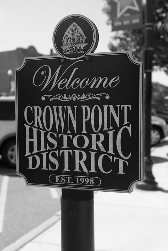400TX:365 - Week 21 - Crown Point