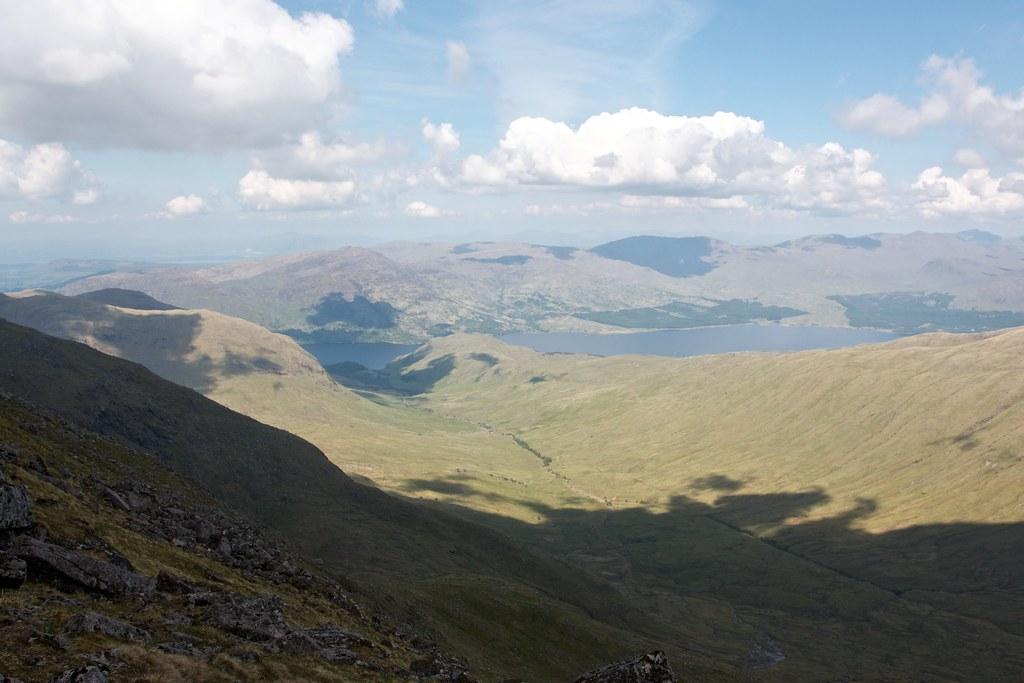 Glen Noe and Loch Etive