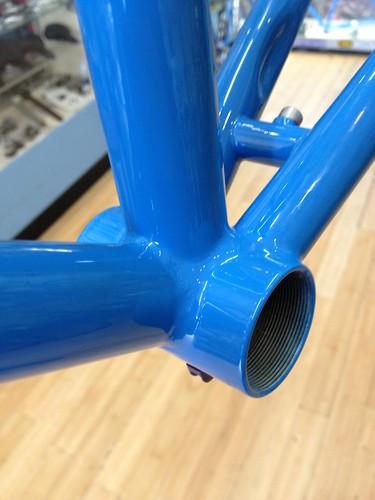 New Pelican frames at Box Dog Bikes