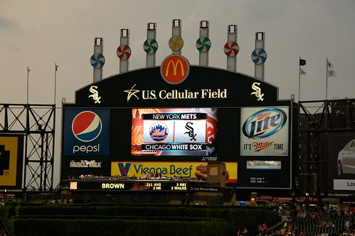 Mets at White Sox