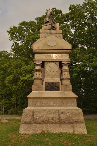 148th PA Regiment Monument