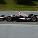 Will Power practices at Pocono Raceway