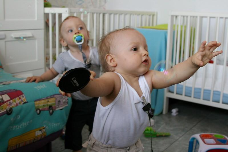 Лука, Олег и мыльные пузыри