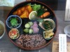 Photo:#1174 macrobiotic lunch By Nemo's great uncle