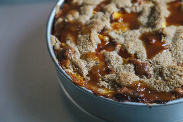 Peach Buckle from Food52