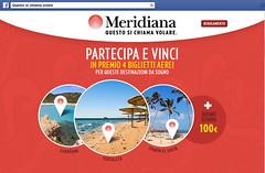 Campagna Facebook Meridiana