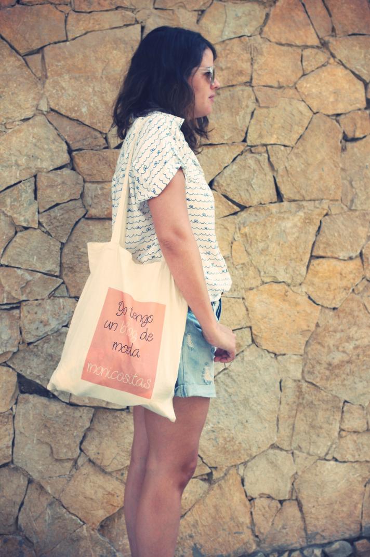 Sorteo: Tote Bag Camisetea - Monicositas