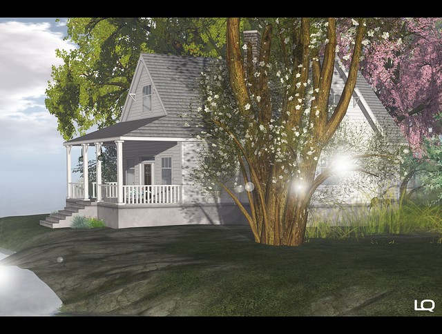 C88 Jully - [ba] lakeside cottage by Barnesworth Anubis - Side