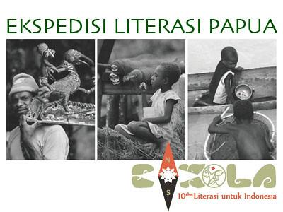 Ekspedisi Literasi Papua - SOKOLA