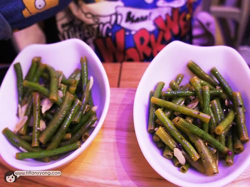 rwg String beans