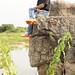 Its me (Akbar - Web Designer and Photographer)...near Ammenpur Lake, Hyderabad