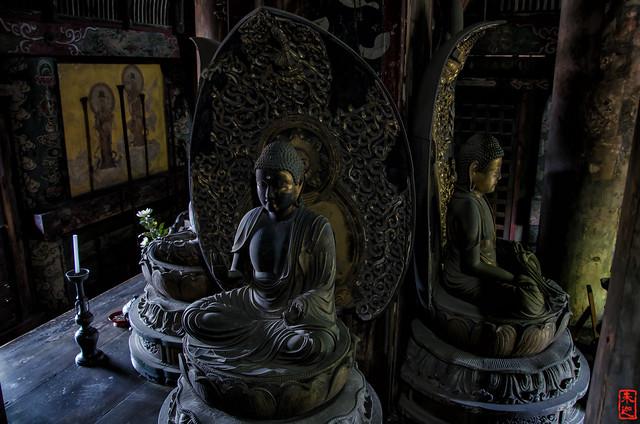「間」 法観寺 - 京都