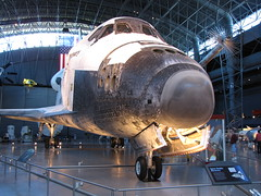 Space Shuttle Discovery, September 9, 2012