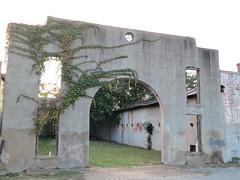 Facade of Abandoned Building, Greensboro, Alabama