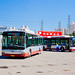 [Buses in Beijing]京华 Jinghua BK6111CNGZ3 <CNG> BK6120N1 <CNG> 北京公交集团 BPT #17514 Line 517 #57733 Line 682 at Beiyuanjiayuan Bus Yard