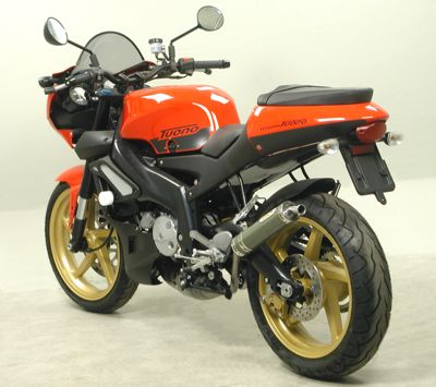 full exhaust arrow street 2t kevlar aprilia rs 125 replica. Black Bedroom Furniture Sets. Home Design Ideas