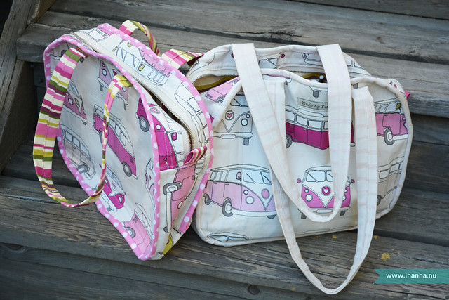 Our Campervan Bags
