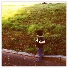 Walking Isaac