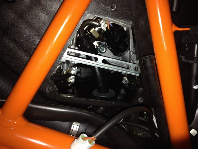 Inside airbox