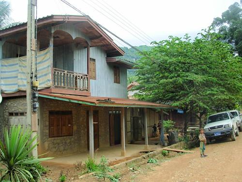Luang Prabang-Nong Khiaw-Route (96)