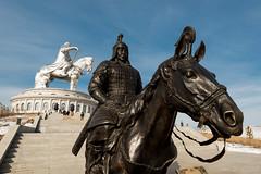 Soldat de Chinggis Khan